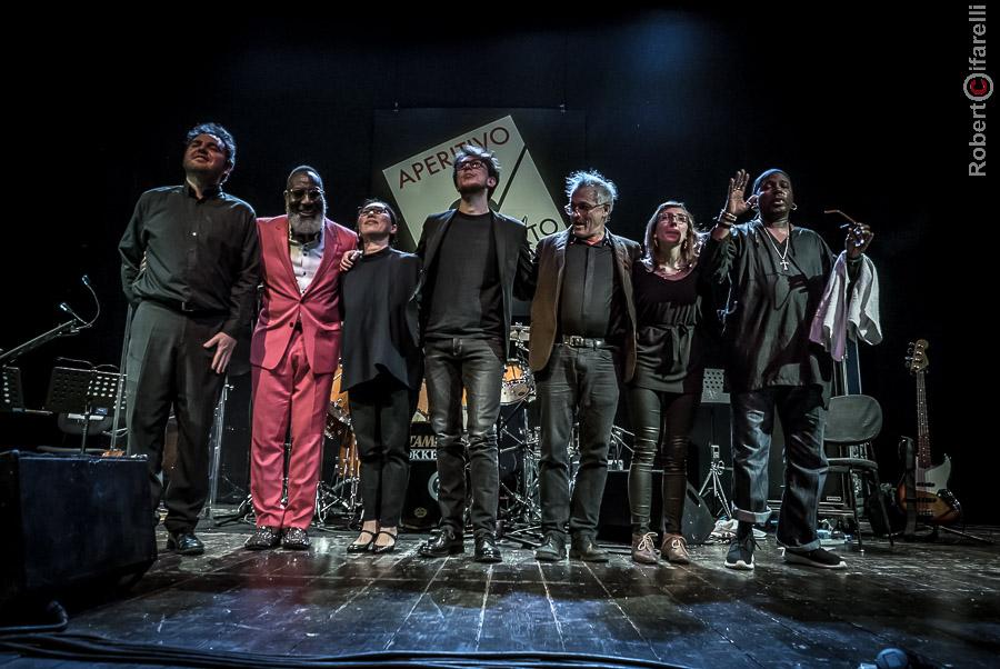 Marc Ribot & The Young Philadelphians al Teatro Manzoni di Milano