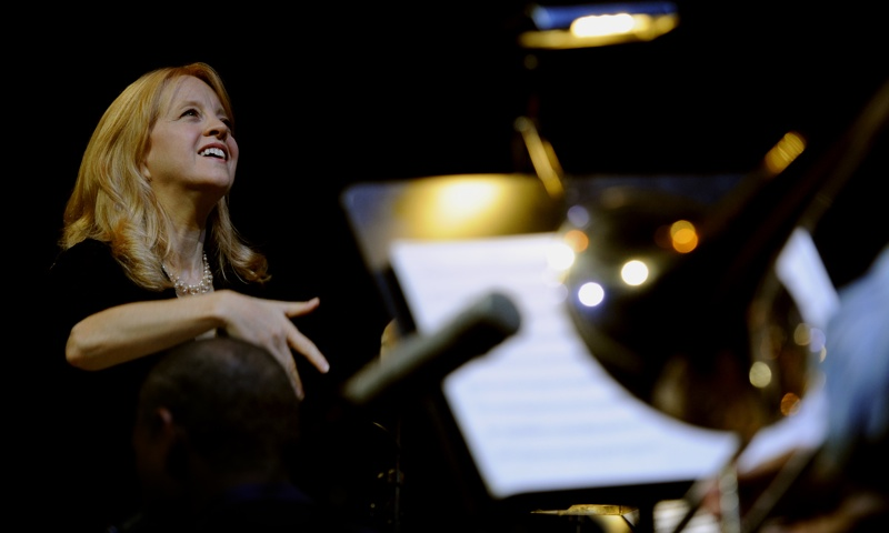 Maria Schneider: Going Her Own Way