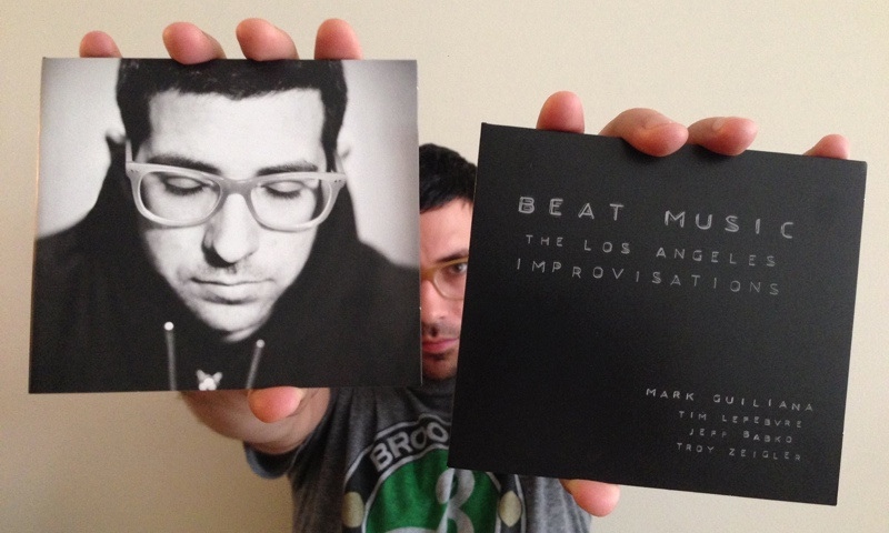 Mark Guiliana: Emulating The Source