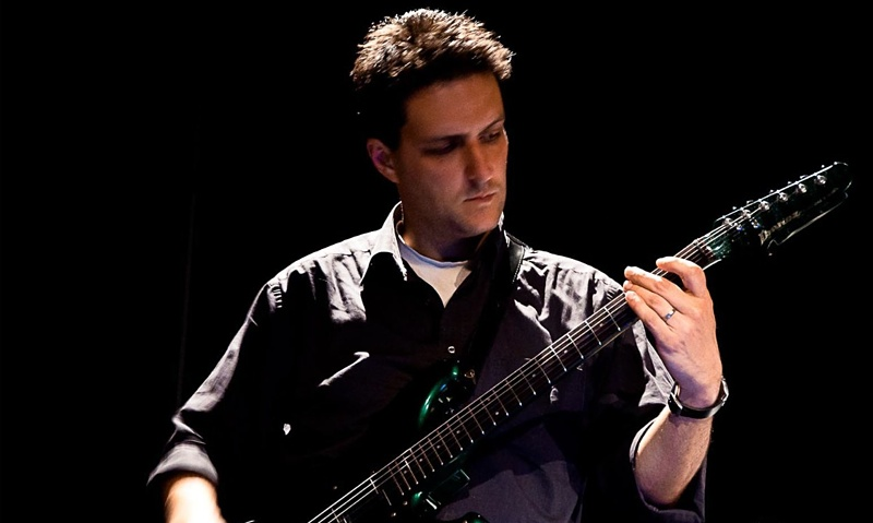 Michel Delville: Guitar, Improv & Electro