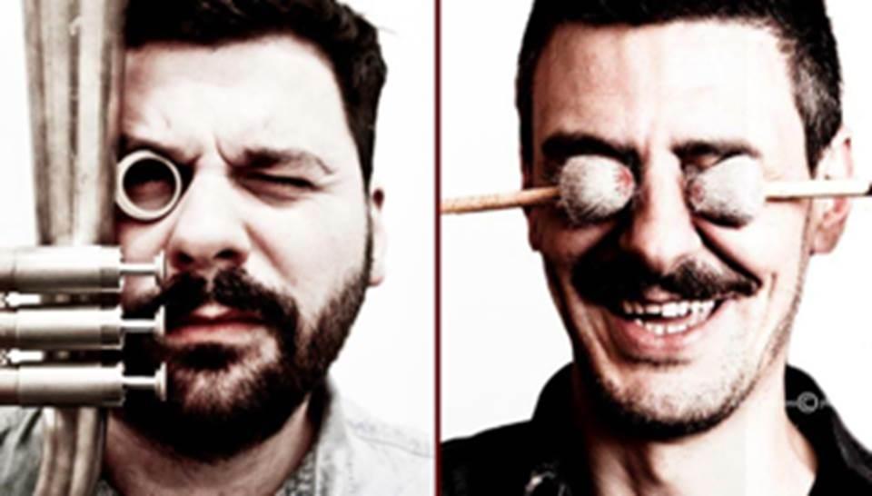 Things We Like: Gabriele Mitelli & Pasquale Mirra Groove & Move
