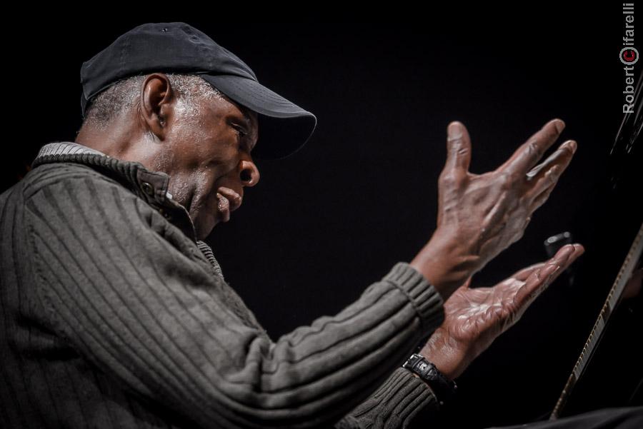 Muhal Richard Abrams Quintet al Teatro Manzoni di Milano