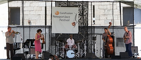 Newport Jazz Festival: Saturday, August 7, 2010