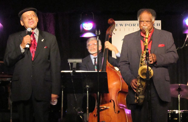 Newport Beach Jazz Party 2012: Newport Beach, CA, February 16-19, 2012