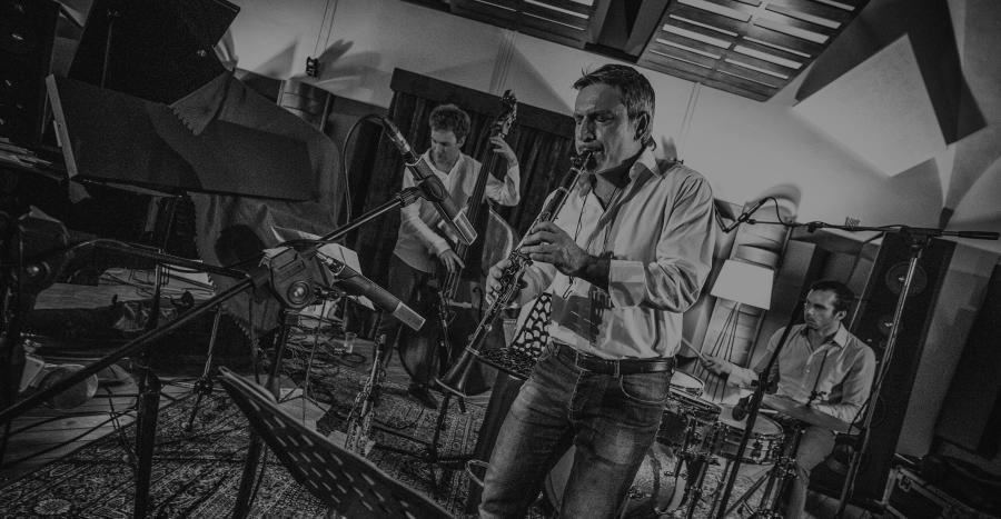 Nico Gori Quartet alla Sala del Rosso, Firenze