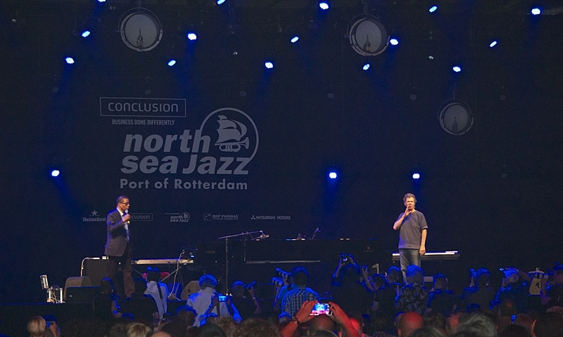 North Sea Jazz Festival Recap: A Moveable, Musical Feast