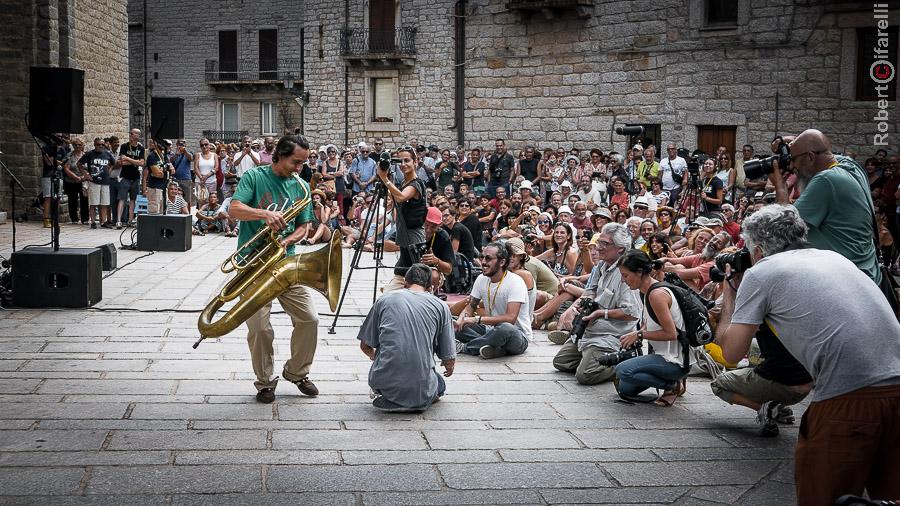 """Time in Jazz 2015: """"Ali"""""""