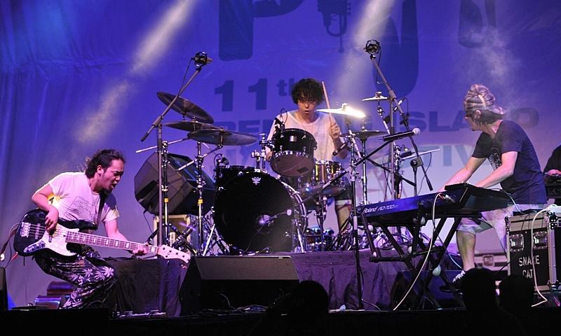 Penang Island Jazz Festival 2014