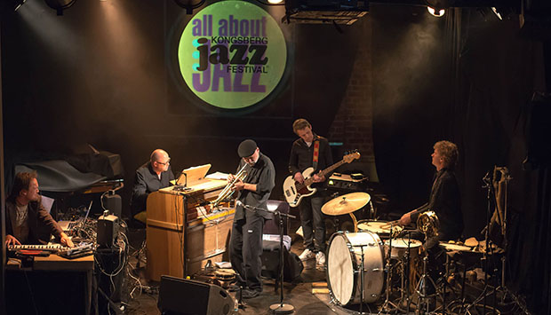 All About Jazz Presents at Kongsberg Jazzfestival: Kongsberg, Norway, July 5-6, 2012