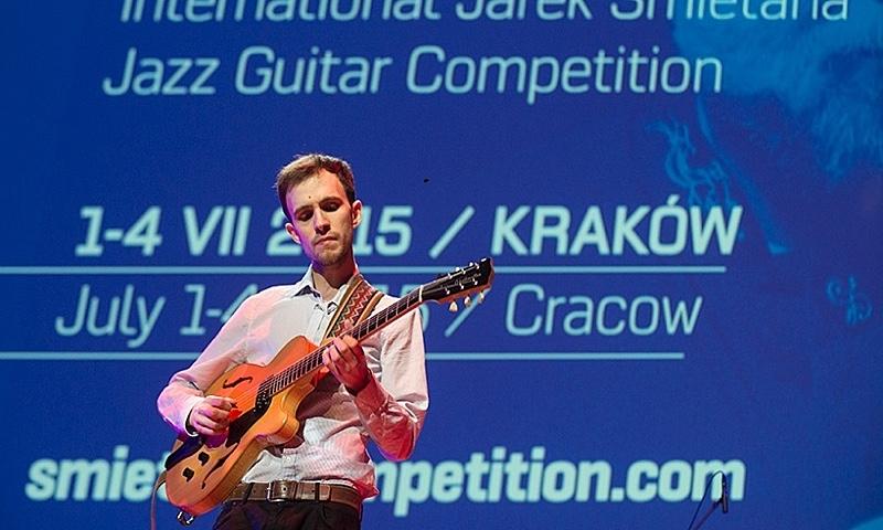 International Jarek Smietana Jazz Guitar Competition 2015