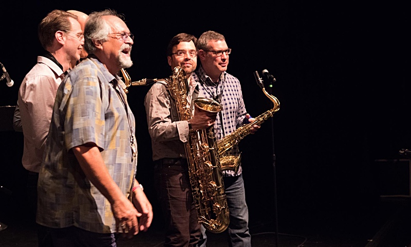 PRISM Quartet with Joe Lovano at the Painted Bride