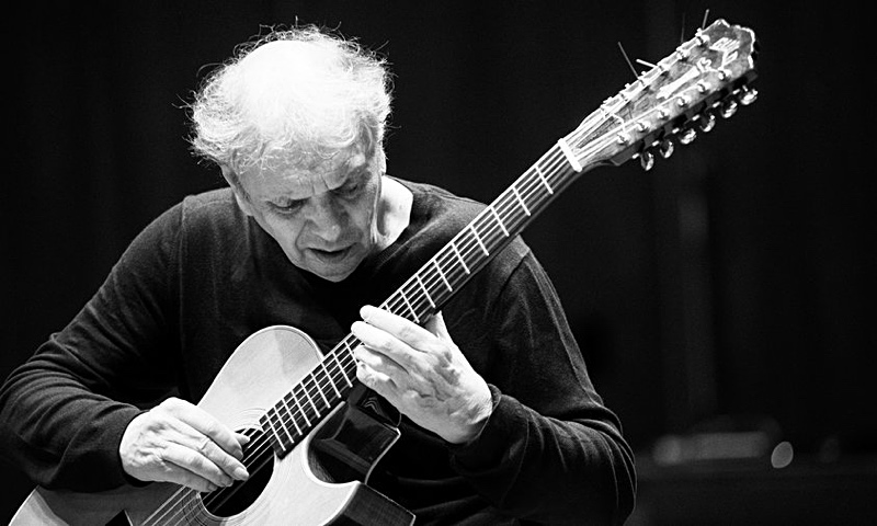 Ralph Towner: The Accidental Guitarist