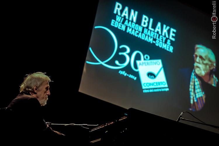Ran Blake al Teatro Manzoni di Milano