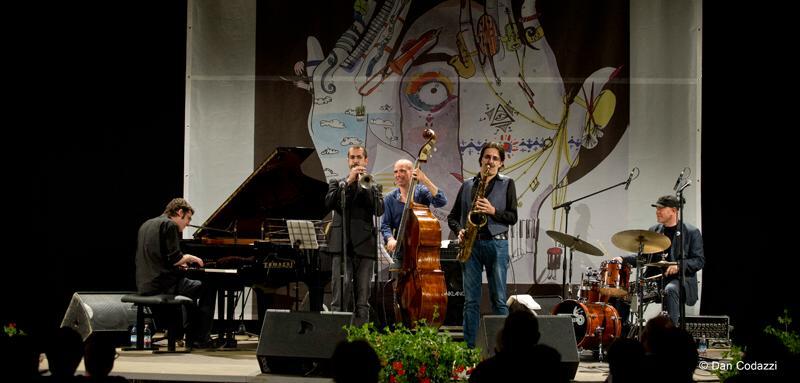 Roberto Gatto Quintet al Soresina Jazz Fest 2014