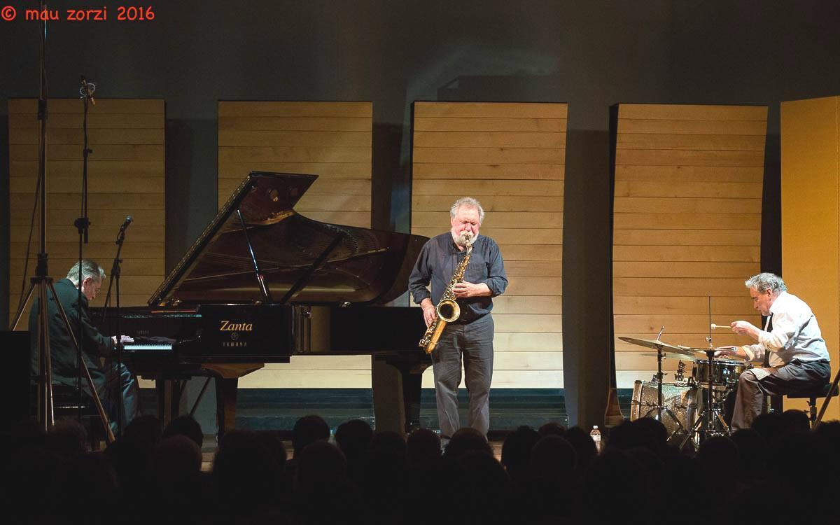 Schlippenbach Trio al Centro d'Arte Padova