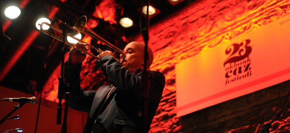 Akbank Jazz Festival 2013, Istanbul