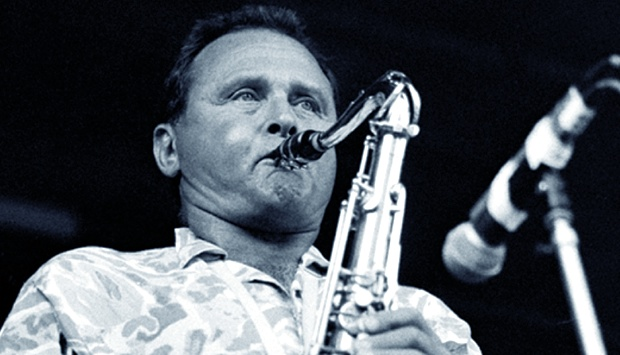 Stan Getz: I'm Gonna Blow the Walls Down
