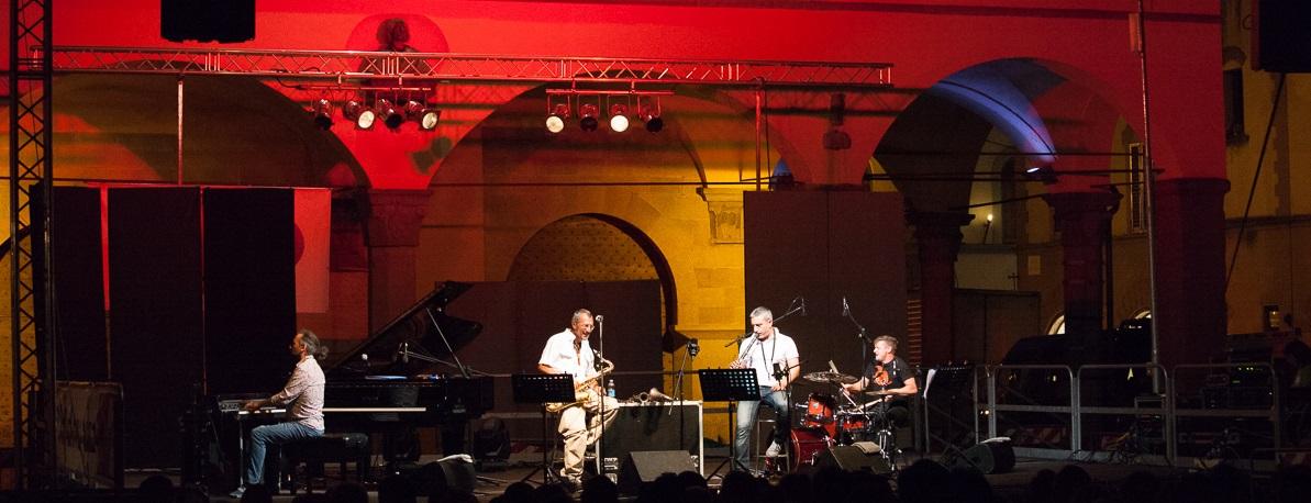 Carla Bley Trio e Stefano Bollani Napoli Trip a Valdarno Jazz