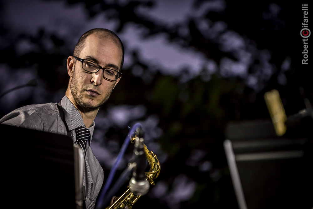 Steve Lehman Quintet al Verona Jazz Winter 2016