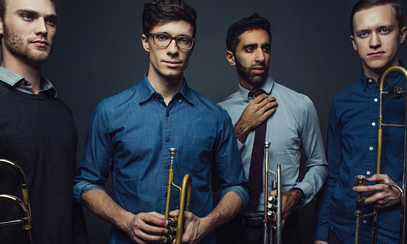 The Westerlies: New Music For Brass In Hi Res