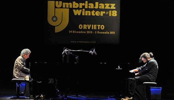 Umbria Jazz Winter #18 Days 1-2: December 29-30, 2010