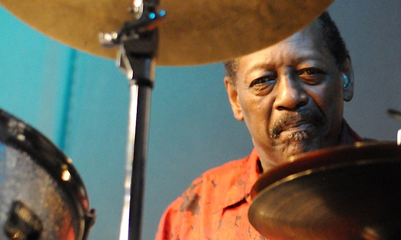 Victor Lewis: The Drummer's Spirit
