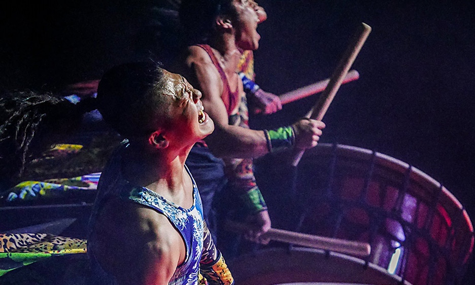 Live Drummers From Old York: The Yamato Drummers Of Japan, Ensemble Bash & Mugenkyo Taiko Drummers