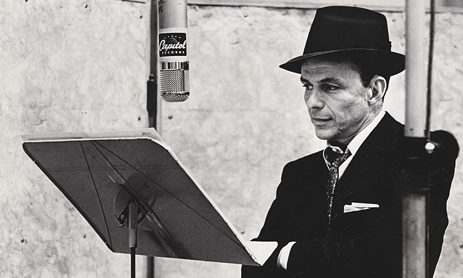 Frank Sinatra: Myth, Reality and a Critic Standing in Line at Arby's