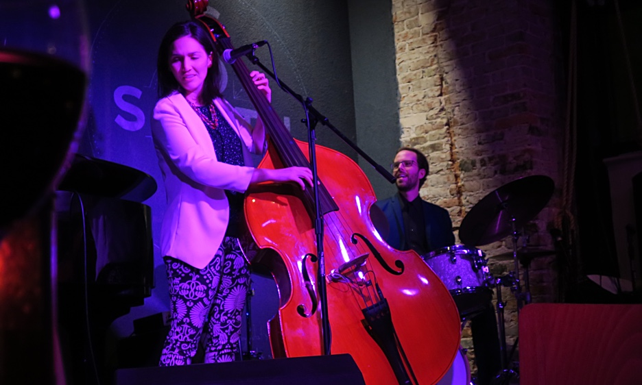 Katie Thiroux Trio at South Jazz Parlor