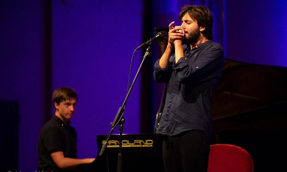 Salvador Sobral Quartet al Crossroads Reloaded Festival 2020