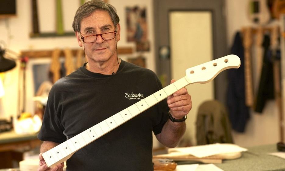The Instrument Maker: Roger Sadowsky