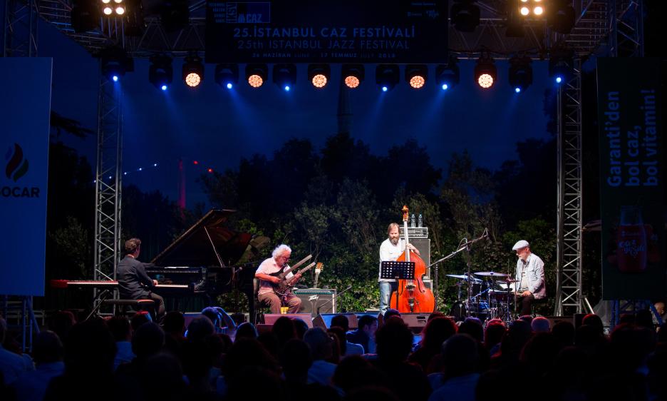 Istanbul Jazz Festival 2018