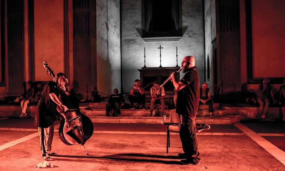 Genius Loci - Un festival tra le meraviglie di Santa Croce a Firenze