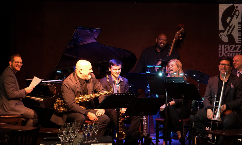 The Justin Varnes Orchestra's Rhapsody In Blue At The Jazz Corner