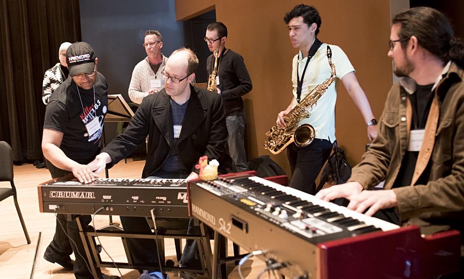 2018 Hope College Jazz Organ Summit