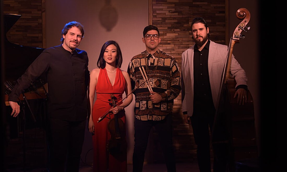 Maureen Choi Quartet at BacchusLIVE