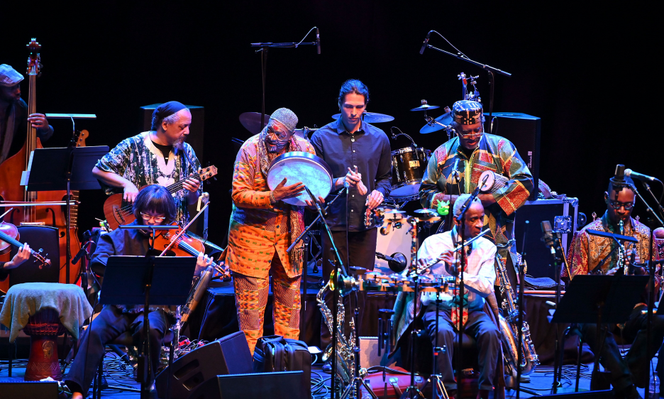 Art Ensemble of Chicago 50th Anniversary