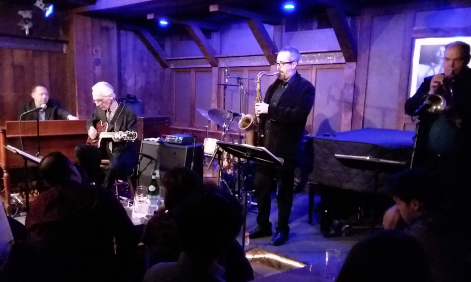 Pat Martino Quintet at Chris' Jazz Café