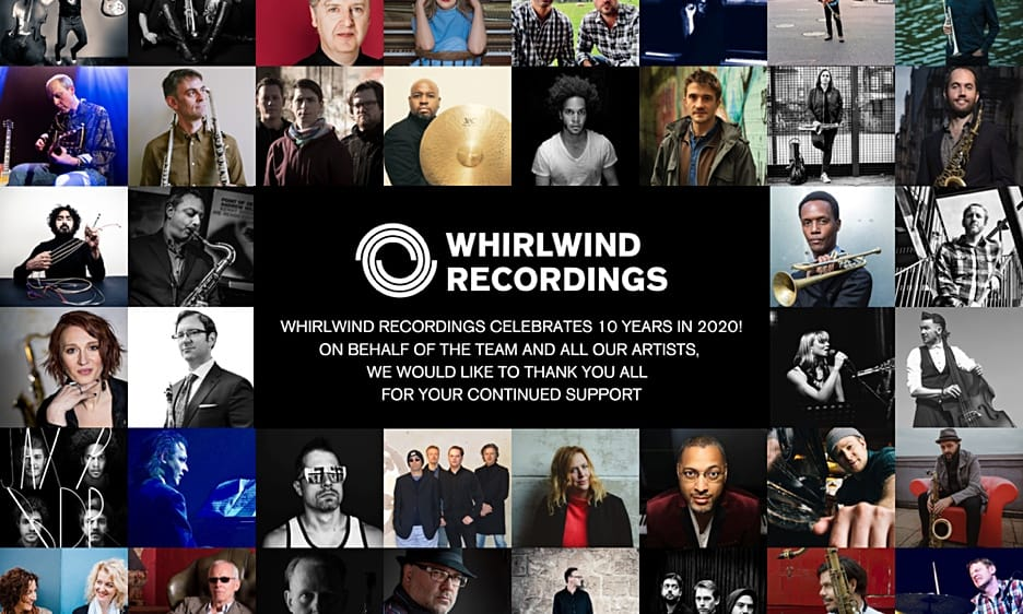 Whirlwind Recordings 10 Year Anniversary Sale
