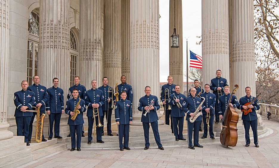 Jazz Heritage Radio Broadcasts 2019 Highpoint for USAF Airmen of Note