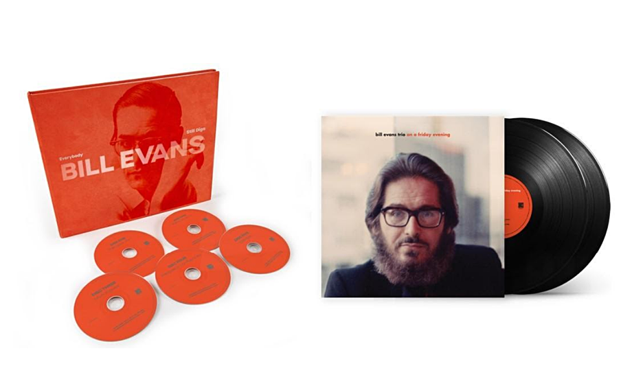 Craft Recordings Celebrates The Legacy Of Bill Evans  With First-Ever Career-Spanning Collection, Everybody Still Digs Bill Evans: A Career Retrospective (1956–1980)