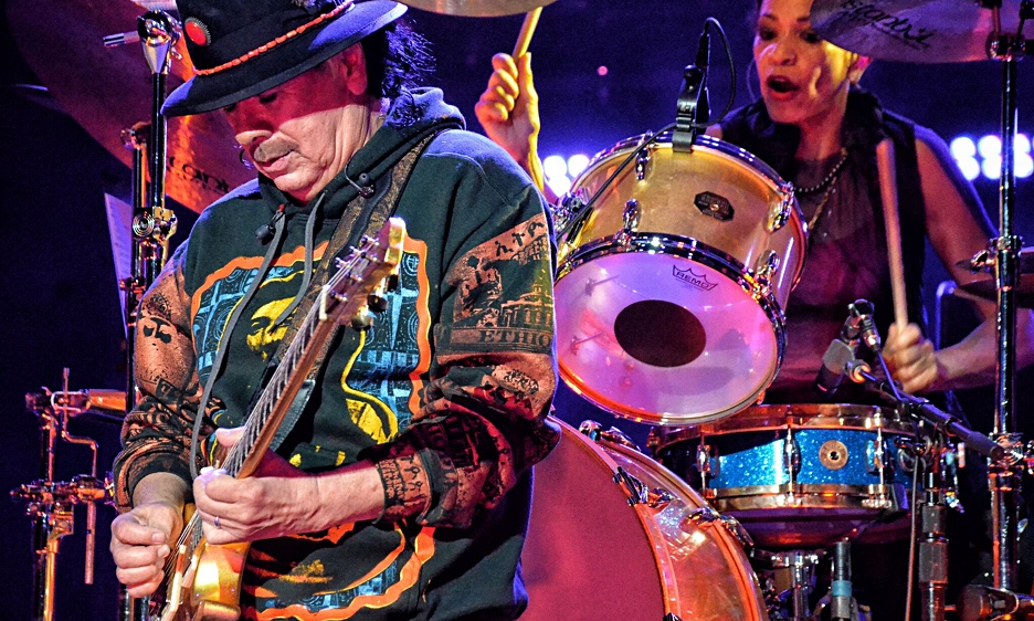 Santana with The Doobie Brothers at the Northwell Health at Jones Beach Theater