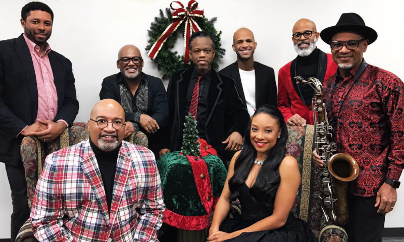 Christmas with Kirk Whalum and Friends at the Halton Theater