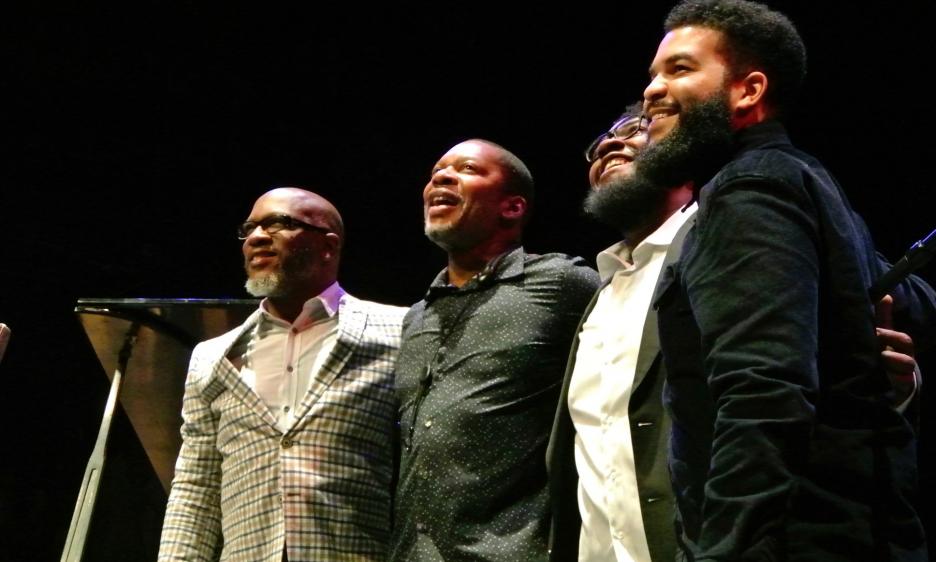 Ravi Coltrane Quartet at the New Hazlett Theater