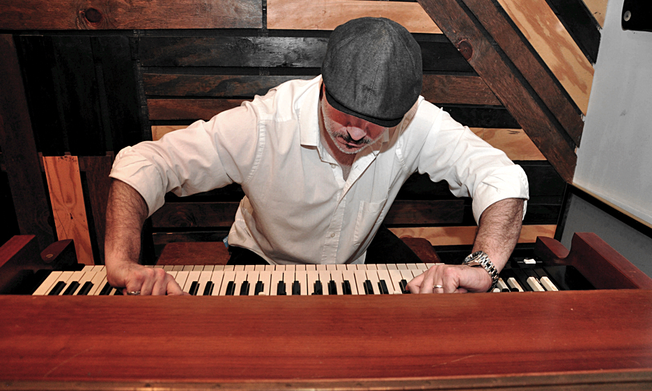 Brian Charette Releases New Solo Hammond Electronica Album, 'Like The Sun'