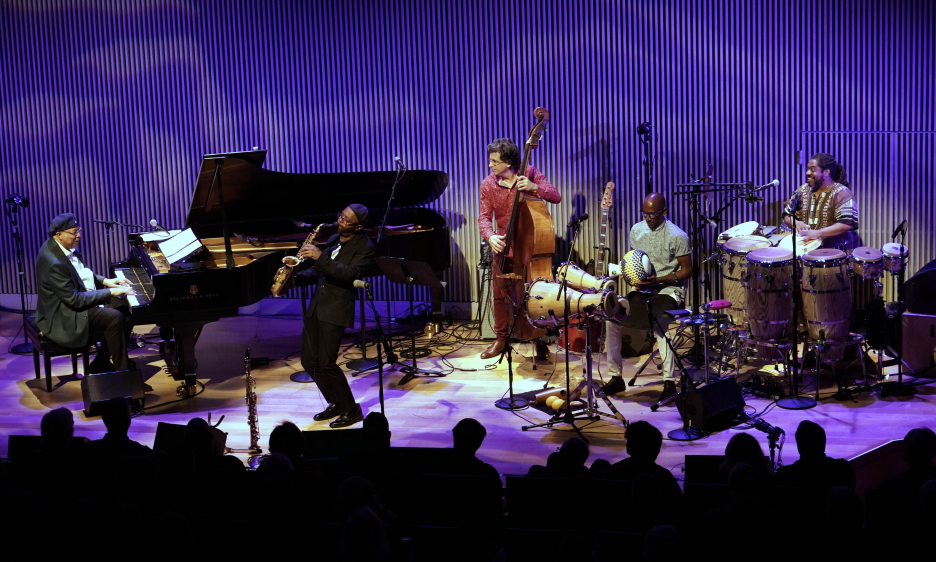 Kenny Barron and Friends Celebrate Monk at SFJAZZ