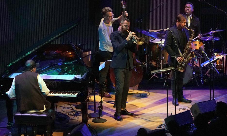 Pérez, Potter, Cohen Quintet at SFJAZZ