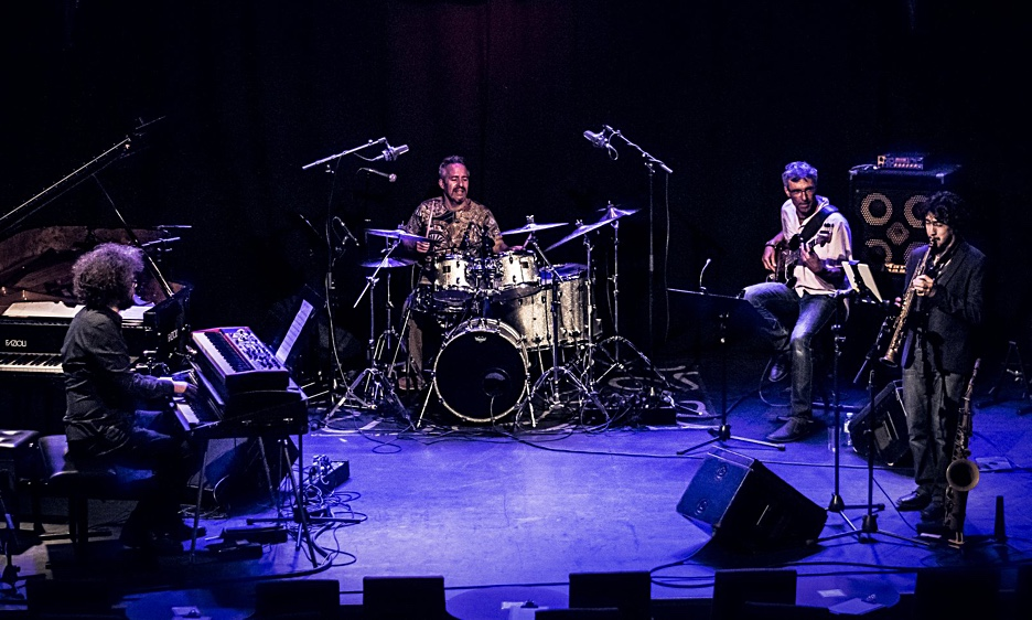 Drummer Robert Castelli Releases 'Party At One World Plaza'