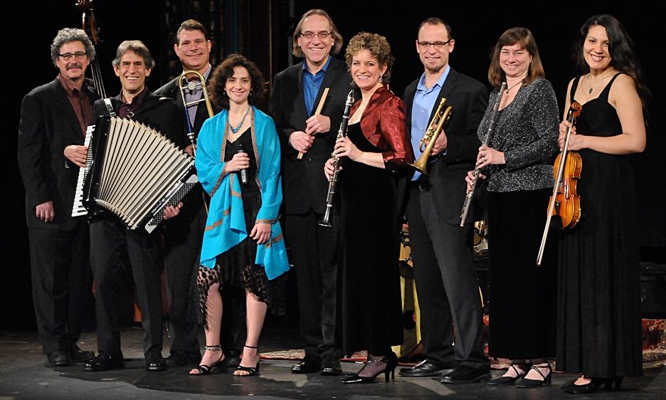 Streaming On Jan. 24: '40 Years In Yiddishland: The Yiddish Book Center Celebrates  The Klezmer Conservatory Band'
