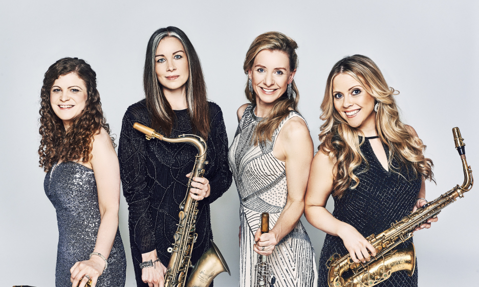 Marici Saxes at the London Saxophone Festival